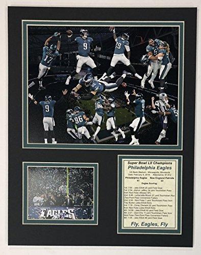 Donovan McNabb Philadelphia Eagles NFL Double Matted 8x10 Photograph Passing