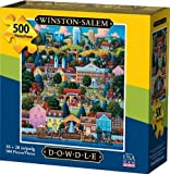 Dowdle Jigsaw Puzzle - Winston Salem - 500 Piece