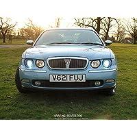 Kit xenon coche H76000° K CANBus 55W apto para Rover 75A partir de 1999al 2005