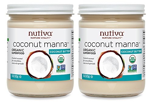 Best coconut manna butter for 2020