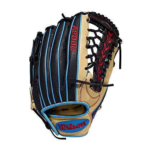 Wilson A2000 PF92 SuperSkin Pedroia Fit 12.25' Outfield Baseball Glove - Right Hand Throw