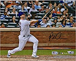Pete Alonso Autographed Picture