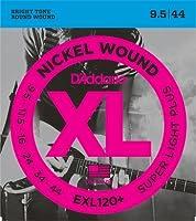 D'Addario EXL120+ (0095-044) ×5セット
