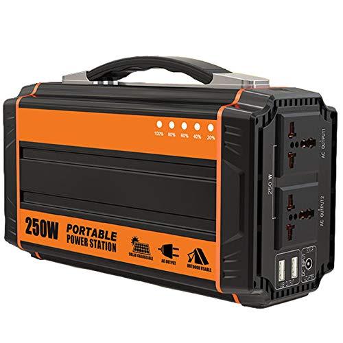 GXING Generatore di Corrente Inverter 220V 250W,...