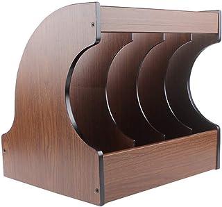 Decoración de la mesa de la cafetería, barra de ocio de la casa club del hotel Soporte de exhibición LP de 12 pulgadas - L...