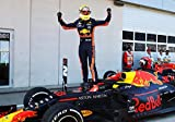 Max Verstappen 33 Red Bull-Racing F1 Austria Grand Prix