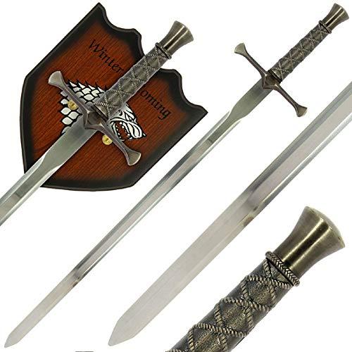 G8DS® Schwert 'Arya' inklusive Scheide Needle GOT 87 cm