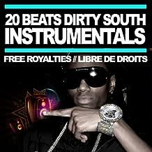 Instrumental Dirty South 2 (Beats Hip Hop & RnB Free Royalty, Libre de Droit 2010)