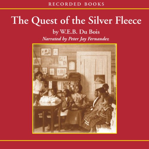 The Quest of the Silver Fleece audiobook cover art