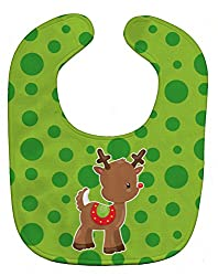 cheap Christmas baby bib