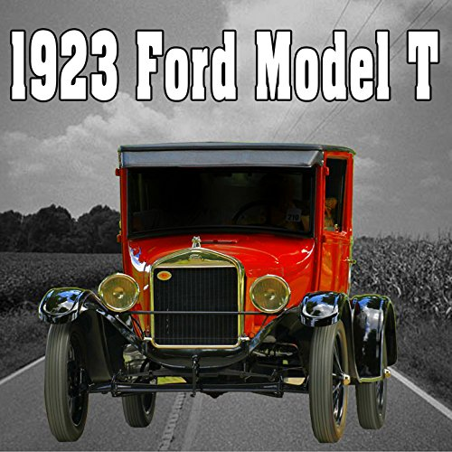 1923 Ford Model T Hood Closes and Latches Shut