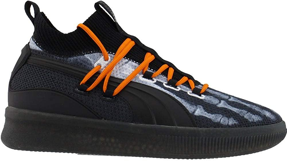PUMA Mens Clyde Court X-Ray Basketball Sneakers Shoes Casual - Black