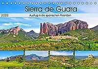 Sierra de Guara - Ausflug in die spanischen Pyrenaeen (Tischkalender 2022 DIN A5 quer): Bildkalender der spektakulaeren suedlichen Vorpyrenaeen (Monatskalender, 14 Seiten )