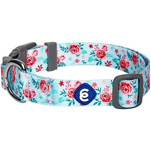 Blueberry Pet 20+ patrones de primavera colección floral – Collares, collares martingala, arneses o correas para perros, cordones a juego para los amantes de las mascotas, personalizado para collares