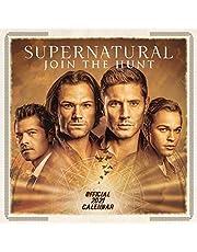 Supernatural 2021 Calendar - Official Square Wall Format Calendar