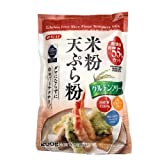 Mitake Japanese Rice Flour Tempura Batter Mix Tempurako | Gluten Free | No Eggs Needed | Low Carb |...
