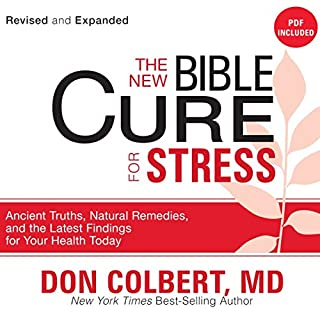 The New Bible Cure for Stress cover art