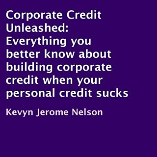 Corporate Credit Unleashed audiobook cover art