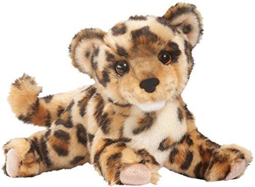 Cuddle Toys 1871Salpicaduras DE 36cm de Largo Leopardo de Peluche
