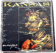 Kansas Rich Williams Autographed Signed Masque Record Album Lp AFTAL