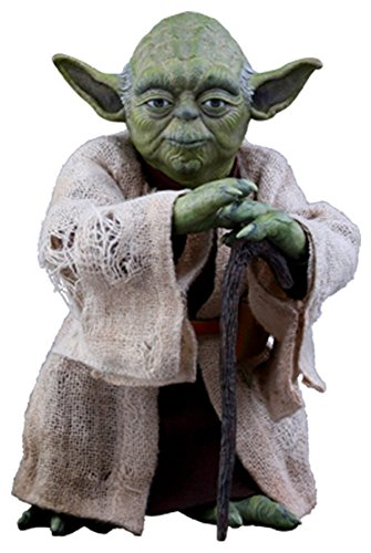 Figurine de collection Hot Toys Star Wars Yoda Sixth Scale 1/6 (902738)