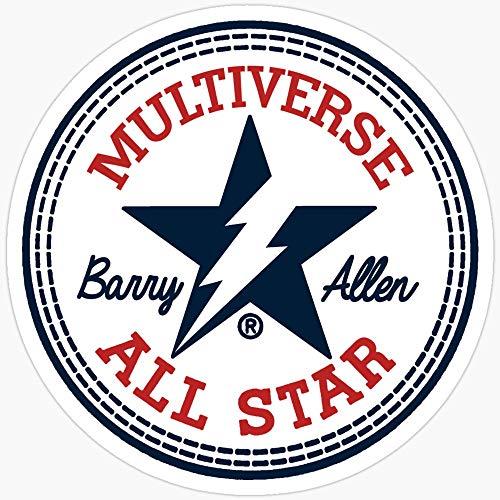 Deangelo Multiverse All Star Pegatinas (3 Piezas/Paquete)