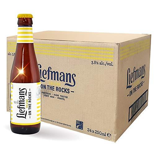 vinoteca 4 botellas horizontal de la marca Liefmans