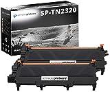 2 Schneider Printware Toner je 6.000 Seiten kompatibel zu Brother TN-2320 TN2320 für Brother HL L2340DW L2360DN L2365DW MFC L2700DW 2720DW 2740DW DCP L2500D L2520DW L2540DN