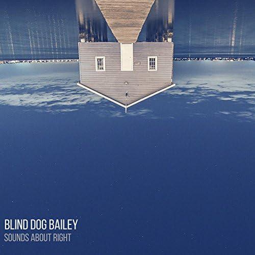 Blind Dog Bailey
