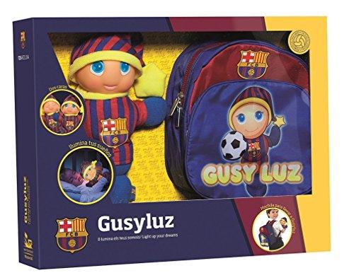 F.C. Barcelona - Mochila Gusy Luz (Molto 16553)