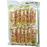 中山製菓 カリッと ソフト豆板 平袋(12枚入り)×5袋