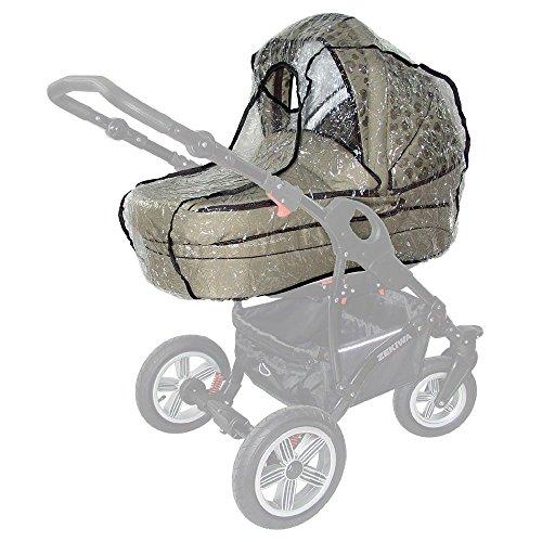 Zekiwa Regenhülle für Kinderwagen
