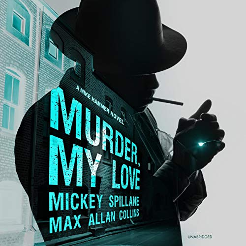 Murder, My Love audiobook cover art