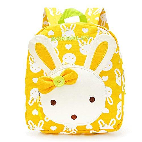 Lean In Toddler Pre School Backpack Children Cute Animal...