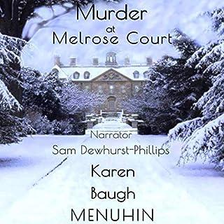 Murder at Melrose Court Titelbild