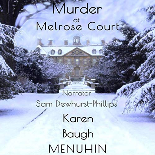 Murder at Melrose Court cover art
