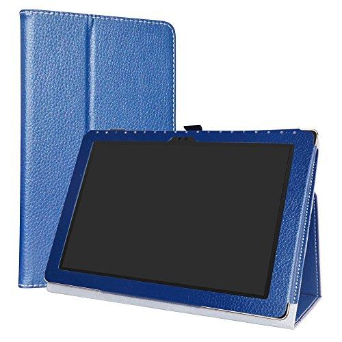 "Asus ZenPad 10 Z301M / Z301ML / Z301MF / Z301MFL Custodia,LiuShan slim Sottile Pieghevole con supporto in Piedi caso per 10.1"" Asus ZenPad 10 Z301M / Z301ML / Z301MF / Z301MFL Tablet,Blu"