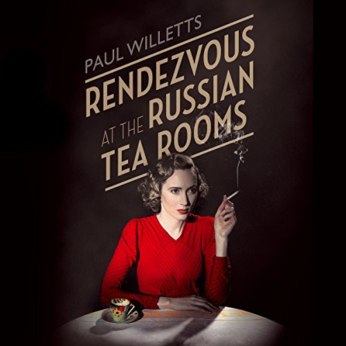 Rendezvous at the Russian Tea Rooms cover art