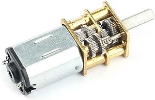 MagiDeal Mini Dc 12v Motor/éducteur /à Couple /Élev/é R/éducteur /Électrique 200RPM