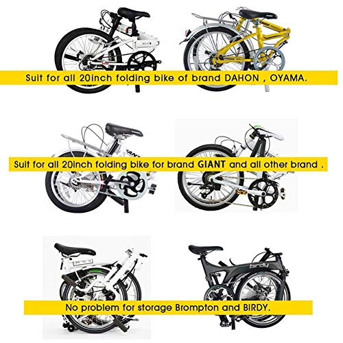 Selighting Fahrrad Transporttasche von WILDKEN Tragetasche Fahrrad Transport Abwahrungstasche für 20