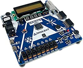 Digilent Basys MX3: PIC32 Trainer Board for Embedded Systems Courses