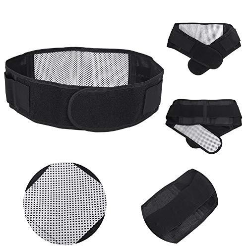 Cinturón Cinturones térmicos para la espalda baja Terapia magnética Músculo Lumbar Kit para hombres y mujeres