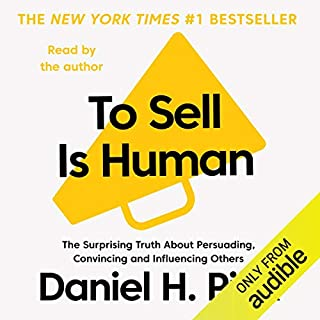 To Sell Is Human cover art