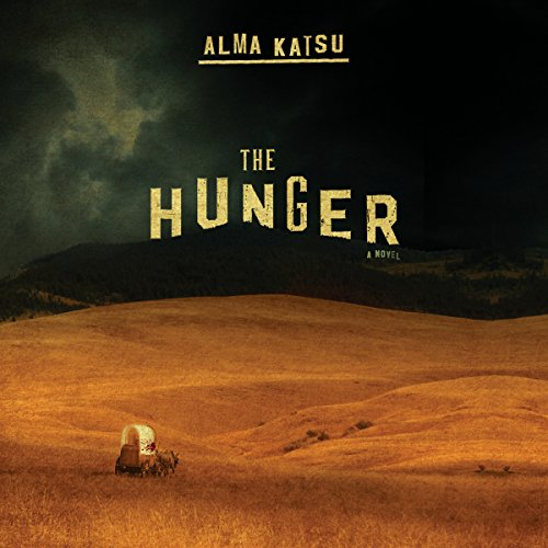 The Hunger audiobook cover art