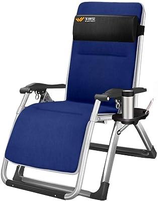 Amazon.com: CGF-Lounge Sillas plegables reclinables ...
