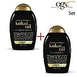 OGX Organix - SET Kukui Oil 1 x SHAMPOO + 1 x CONDITIONER