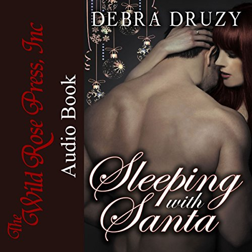 Sleeping with Santa audiobook cover art