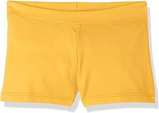 Capezio Girls' Boy Cut Low Rise Shorts - Child