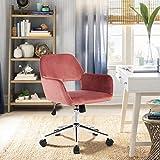 Sep Home Silla tapizada para Oficina en el hogar con Respaldo Alto, Silla de...