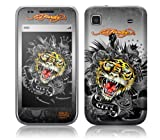 Zing Revolution MS-EDHY60275 Ed Hardy - Tiger Cell Phone Cover Skin for Samsung Galaxy S 4G (SGH-T959V)